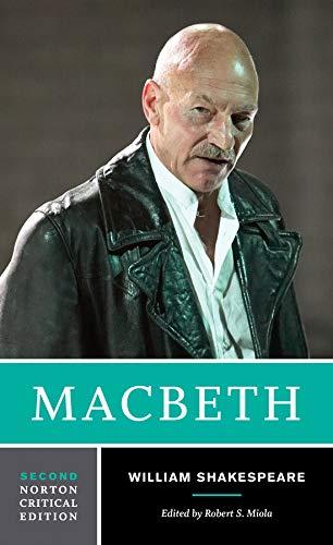 Macbeth (Second Edition) (Norton Critical Editions): Shakespeare, William