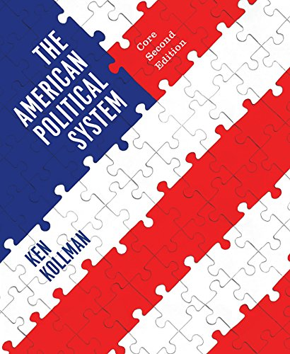 9780393923308: The American Political System (Second Core Edition (without policy chapters))