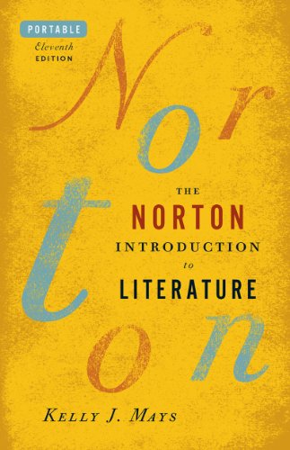 9780393923391: The Norton Introduction to Literature (Portable Eleventh Edition)