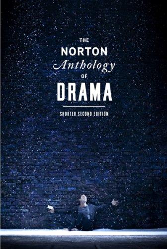 9780393923407: The Norton Anthology of Drama