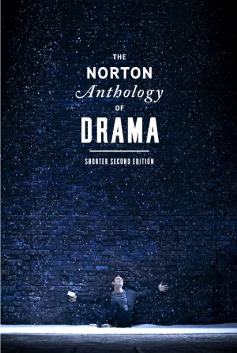 9780393923407: The Norton Anthology of Drama (Shorter Second Edition)