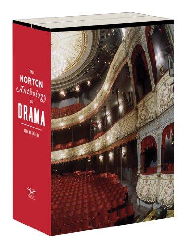 9780393923414: The Norton Anthology of Drama Set
