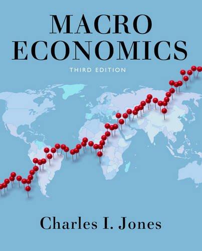 9780393923902: Macroeconomics (Third Edition)