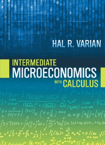 9780393923940: Intermediate Microeconomics: With Calculus
