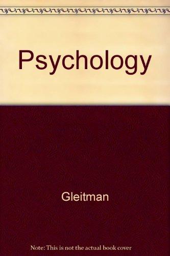 9780393924039: Psychology
