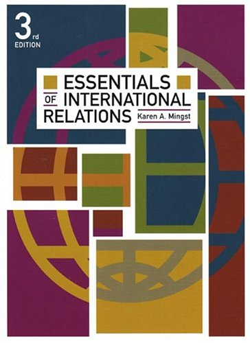 9780393924480: Essentials of International Relations