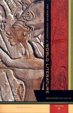 The Norton Anthology of World Literature, Vol.: Lawall, Sarah [Editor];