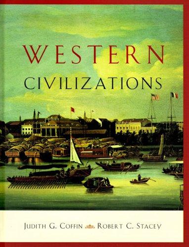 9780393924930: History of Western Civilizations: One-Volume (v. 1)