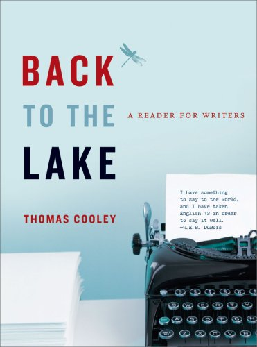 9780393925081: Back to the Lake: A Reader for Writers (New Rhetoric Reader)