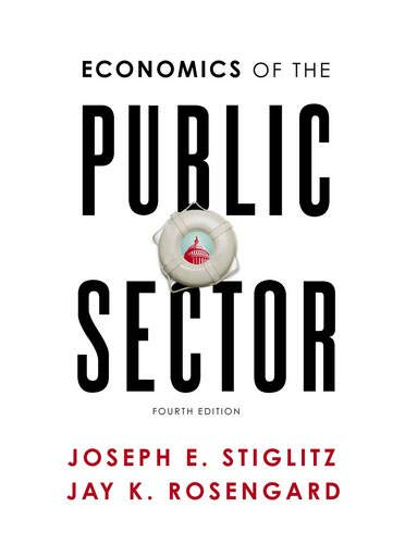 9780393925227: Economics of the Public Sector