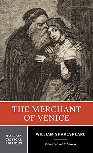 The Merchant of Venice: William Shakespeare; Leah