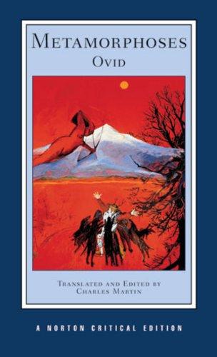 9780393925340: Metamorphoses (Norton Critical Editions)
