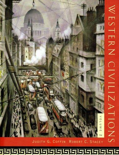 History of Western Civilizations Vol. 2