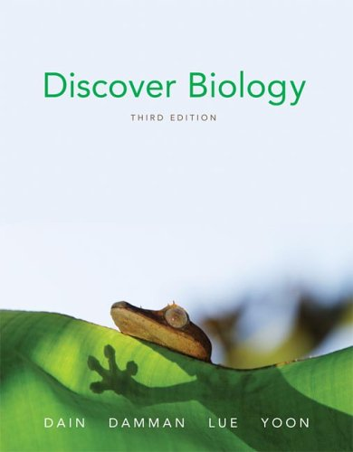 9780393925395: Discover Biology, Third Edition
