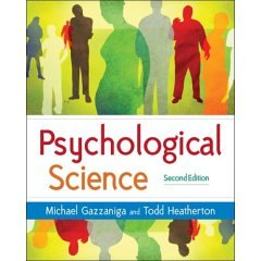 9780393925401: Study Guide: for Psychological Science, Second Edition