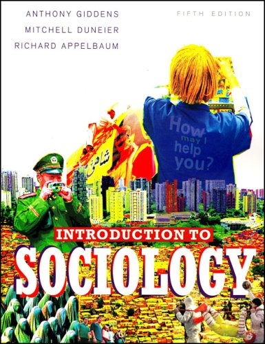 9780393925531: Introduction to Sociology