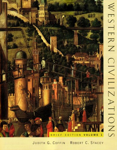 9780393925562: Western Civilizations: 1