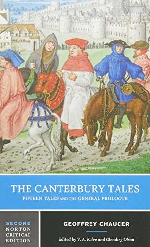 9780393925876: The Canterbury Tales: Fifteen Tales and the General Prologue : Authoritative Text Sources and Backgrounds Criticism