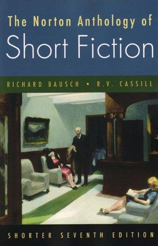 9780393926125: The Norton Anthology of Short Fiction