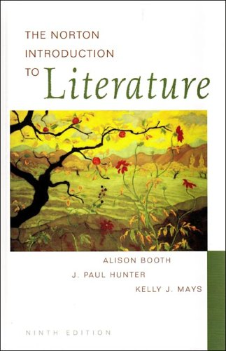 9780393926149: The Norton Introduction to Literature