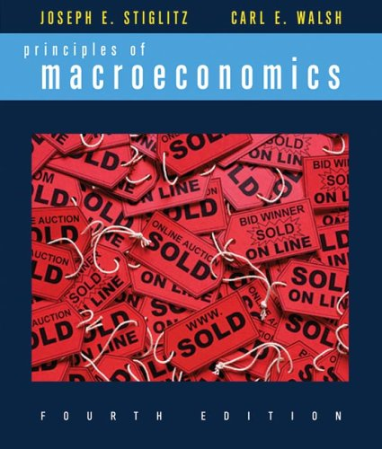 9780393926248: Principles of Macroeconomics, Fourth Edition