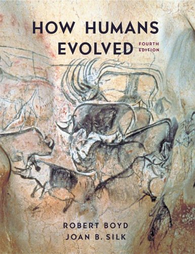 9780393926286: How Humans Evolved (Fourth Edition)