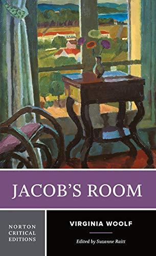 9780393926323: Jacob's Room (Norton Critical Editions)