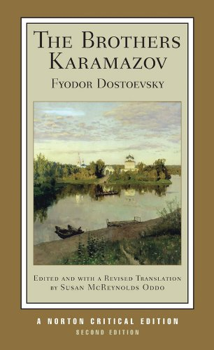 9780393926330: Brothers Karamazov (Norton Critical Editions)