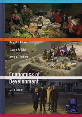 9780393926521: Economics of Development (Sixth Edition)