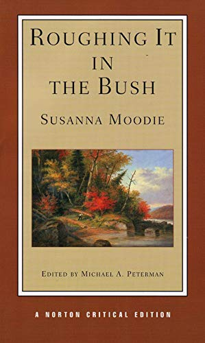 9780393926675: Roughing It in the Bush (Norton Critical Editions)