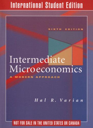 9780393926712: Intermediate Microeconomics