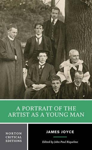 9780393926798: A Portrait of the Artist as a Young Man (NCE)