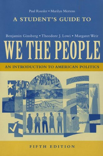 9780393926866: We the People