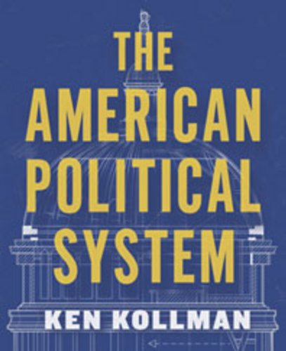 9780393926965: The American Political System (Full Edition (with policy chapters))