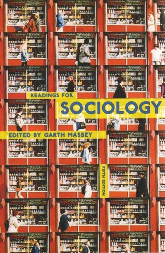 9780393927009: Readings for Sociology (Fifth Edition)