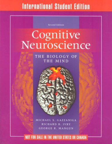 9780393927061: Cognitive Neuroscience: The Biology of the Mind
