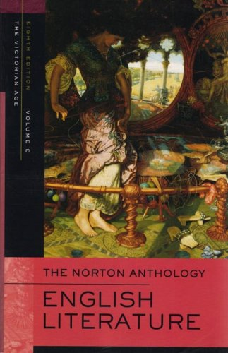 9780393927214: The Norton Anthology of English Literature, Volume E: The Victorian Age