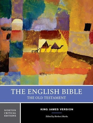 9780393927450: The English Bible: The Old Testament: 1 (Norton Critical Editions)