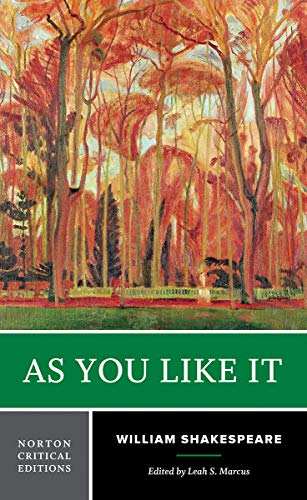 9780393927627: As You Like It (Norton Critical Editions)