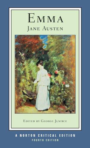 9780393927641: Emma (Fourth Edition) (Norton Critical Editions)