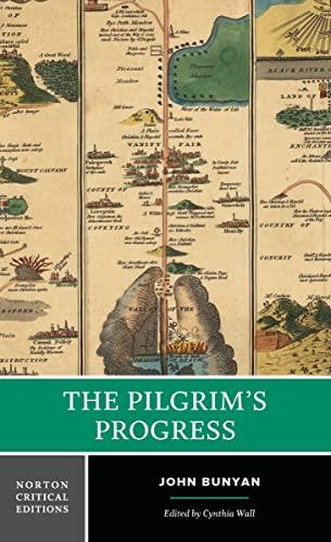The Pilgrim's Progress (Norton Critical Editions): John Bunyan