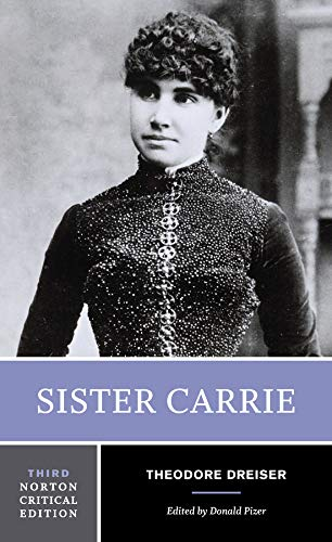 9780393927733: Sister Carrie
