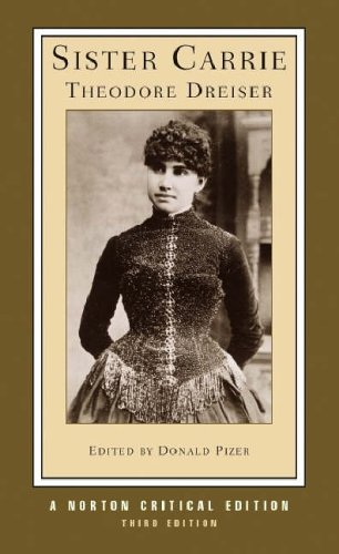 9780393927733: Sister Carrie (Norton Critical Editions)