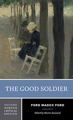 9780393927924: The Good Soldier (Norton Critical Editions)