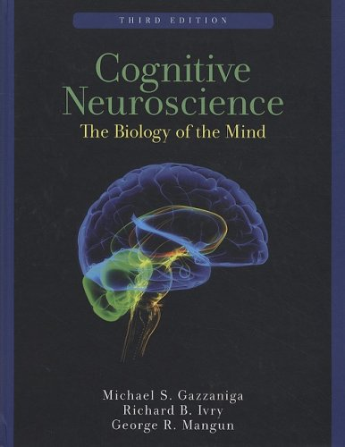 9780393927955: Cognitive Neuroscience: The Biology of the Mind