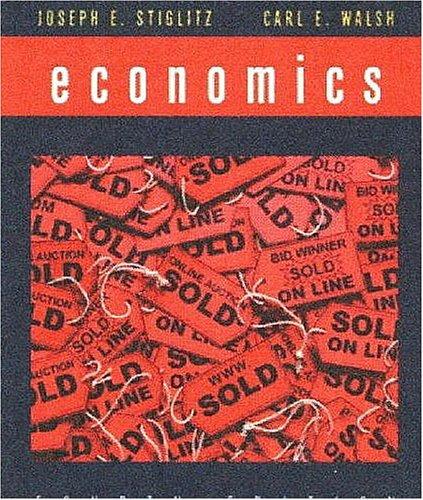 9780393928631: Economics (Fourth International Student Edition)