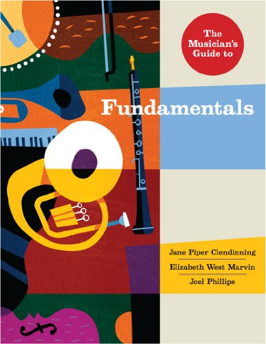 9780393928747: The Musician's Guide to Fundamentals (Book & CD-ROM)