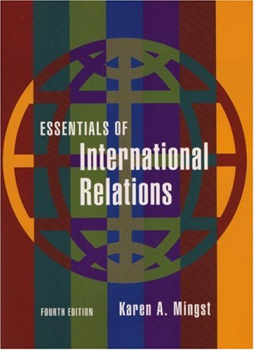 9780393928976: Essentials of International Relations (Fourth Edition) (The Norton Series in World Politics)