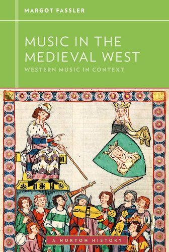 9780393929157: Music in the Medieval West (Western Music in Context: A Norton History)
