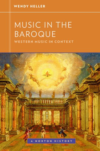 9780393929171: Music in the Baroque (Western Music in Context: A Norton History)